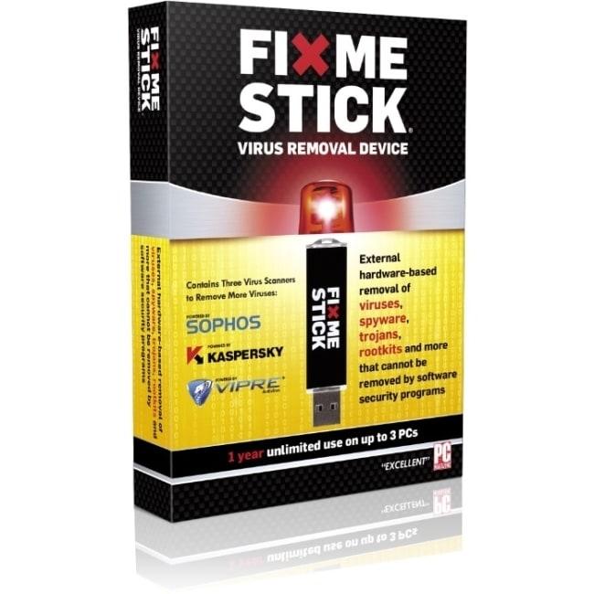 Bella FixMeStick Virus Removal - 3 PC