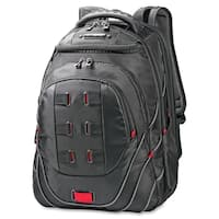 "Samsonite Tectonic Carrying Case (Backpack) for 17"" Notebook - Black,"