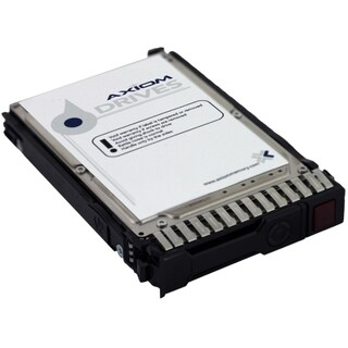 Axiom 600GB 6Gb/s SAS 10K RPM SFF Hot-Swap HDD for HP - 652583-B21, 6