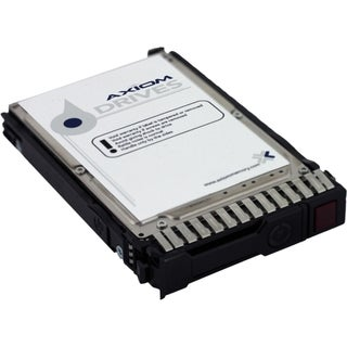 Axiom 500GB 6Gb/s SAS 7.2K RPM SFF Hot-Swap HDD for HP - 652745-B21,