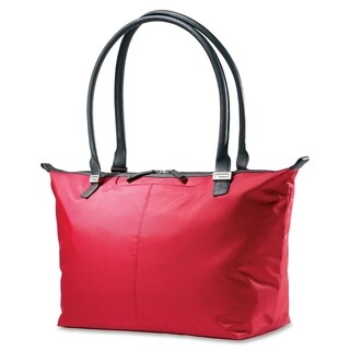 """Samsonite Carrying Case for 15.6"""" Notebook - Ruby, Red"""