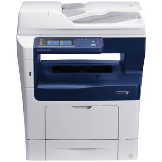 Xerox WorkCentre 3615DNM Laser Multifunction Printer - Monochrome - P