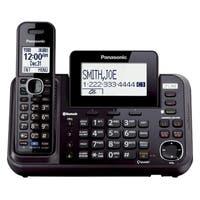 Panasonic KX-TG9541B DECT 6.0 1.90 GHz Cordless Phone - Black