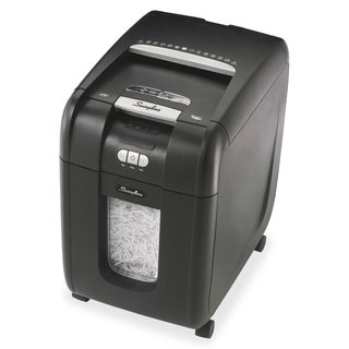 Swingline Stack-and-Shred 230X Auto Feed Shredder, Super