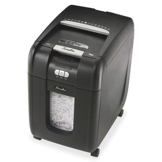 Swingline Stack-and-Shred 200X Auto Feed Shredder