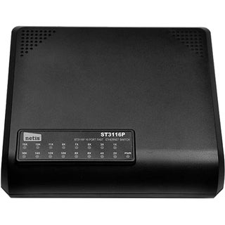 Netis 16 Port Fast Ethernet Switch