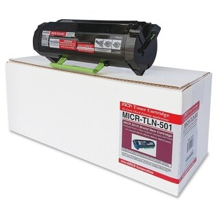 Micromicr Toner Cartridge - Alternative for Lexmark (50F1H00) - Black