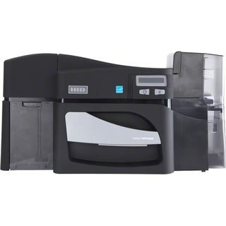 Fargo DTC4500E Single Sided Dye Sublimation/Thermal Transfer Printer