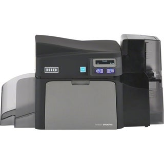HID DTC4250e Single Sided Dye Sublimation/Thermal Transfer Printer -