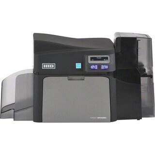 Fargo DTC4250e Single Sided Dye Sublimation/Thermal Transfer Printer