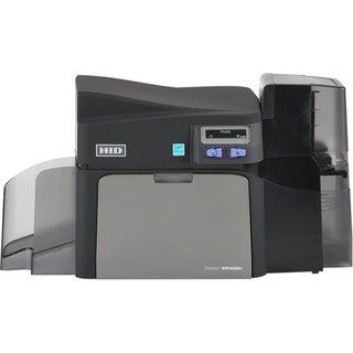 Fargo DTC4250e Dye Sublimation/Thermal Transfer Printer - Color - Des