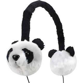 GOgroove Groove Pal KDZ Panda Over-Ear Headphones With Kids Safe Volu