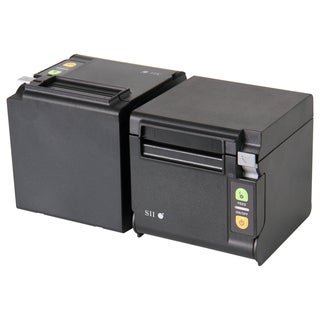 SII Qaliber RP-D10-K27J1-U Direct Thermal Printer - Monochrome - Desk