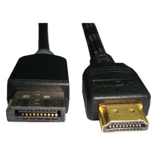 Unirise HDMI Male to Displayport Male Cable