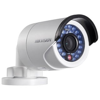 Hikvision DS-2CD2012-I 1.3 Megapixel Network Camera - Color - M12-mou