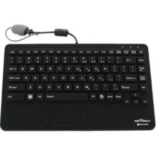 "Seal Shield Seal Pup Silicone ""All-in-One"" Keyboard"