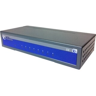 Amer 8 Port 10/100Mbps Ethernet Switch