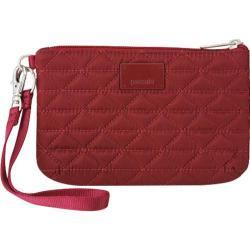 Women's Pacsafe RFIDsafe W75 Cranberry
