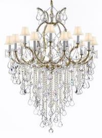 Maria Theresa Empress Crystal Lighting Chandelier Lighting H50 x W37