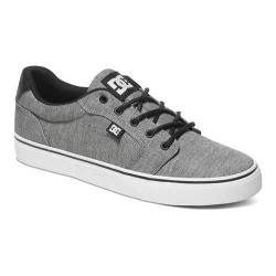 Men's DC Shoes Anvil TX SE Grey
