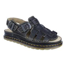 Men's Dr. Martens 8092 Fisherman Sandal Black Grizzly