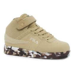 Children's Fila Vulc 13 Mashup Safari/Deep Taupe/Coffee Brown