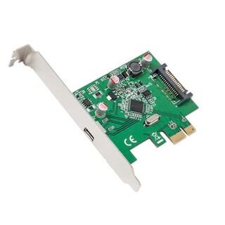 SYBA Multimedia 1 Port USB 3.1 Type-C PCI-E 3.0 x1