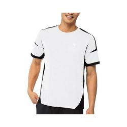 Men's Fila Adrenaline Jacquard Crew White/Black