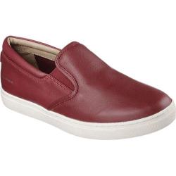 Men's Mark Nason Skechers Gower Slip On Dark Red