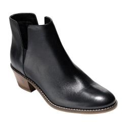 Women's Cole Haan Abbot Ankle Boot Black Leather