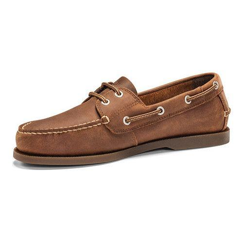 Men's Dockers Vargas Rust Soft Genuine Leather