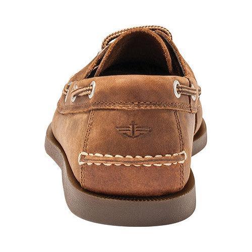 Men's Dockers Vargas Rust Soft Genuine Leather - Thumbnail 1
