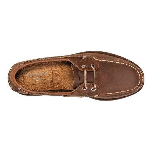 Men's Dockers Vargas Rust Soft Genuine Leather - Thumbnail 2
