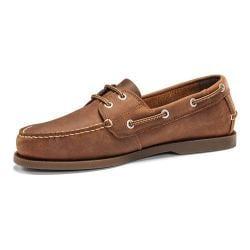 Men's Dockers Vargas Rust Soft Genuine Leather - Thumbnail 0