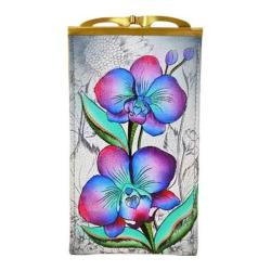 Women's Anuschka Double Eyeglass Case Floral Fantasy