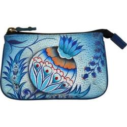 Women's Anuschka Medium Coin Purse Bewitching Blues