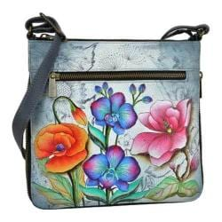 Women's Anuschka Medium Crossbody Floral Fantasy