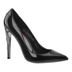 Women's Demonia Voltage 01 Pump Black Patent