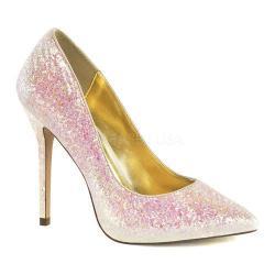 Women's Fabulicious Amuse 20G Pump Rose Multi Glitter
