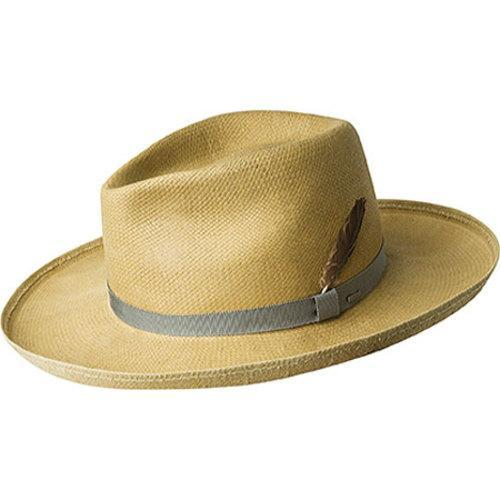 acd7e765 Shop Men's Bailey of Hollywood Fernley Fedora 63122 Tan - Free Shipping  Today - Overstock - 11385233