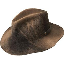 Men's Bailey of Hollywood Ashmore Fedora 13720 Taupe Swirl