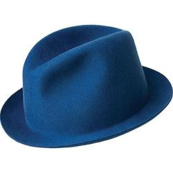 Men's Bailey of Hollywood Chipman Fedora 70601 Imperial Blue