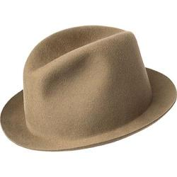 Men's Bailey of Hollywood Chipman Fedora 70601 Silver Belly