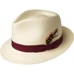 Men's Bailey of Hollywood Guthrie 63114 Natural/Cranberry