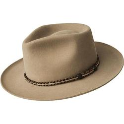 Men's Bailey of Hollywood Gysin Fedora 38340 Chino