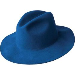 Men's Bailey of Hollywood Inglis Fedora 70600 Imperial Blue