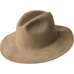 Men's Bailey of Hollywood Inglis Fedora 70600 Silver Belly