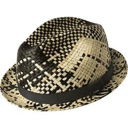 Men's Bailey of Hollywood Shippen Fedora 63260 Natural/Black