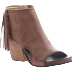 Women's OTBT Free Spirit Open Toe Bootie Hickory