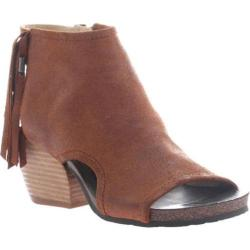 Women's OTBT Free Spirit Open Toe Bootie New Tan